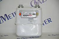 Газовый счетчик Самгаз G2,5 RS/2001-22P T+0 Украина, для наружной установки, бытовой, диафрагменный