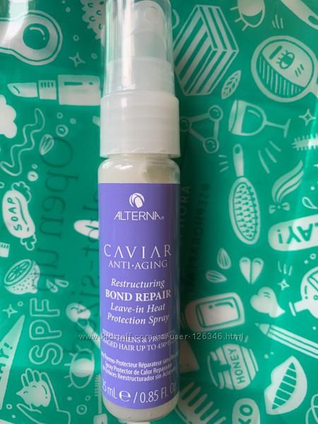 Термозащитный спрей для волос ALTERNA Heat Protection Spray