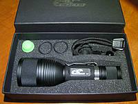 Ультрамощный, дальнобойный светодиодный фонарь Eagle Eye X6! Cree XP-L HI V2-3A!