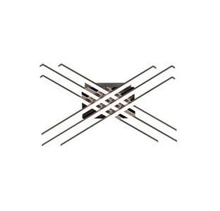 Люстра светодиодная Zuma Line PL99829-6 Cross