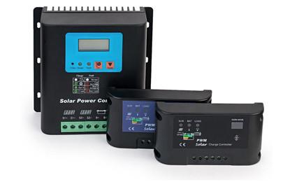 Контроллеры заряда для солнечных систем