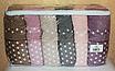 Банные турецкие полотенца Mozaik, фото 2