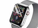 Защитная пленка ROCK Hydrogel  для Apple Watch 40mm Гидрогелевая пленка, фото 6