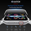 Защитная пленка ROCK Hydrogel  для Apple Watch  Гидрогелевая пленка, фото 2