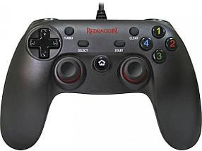 Джойстик для ПК Defender Redragon Saturn USB, PS3, проводной геймпад для компьютера/ноутбука, фото 2