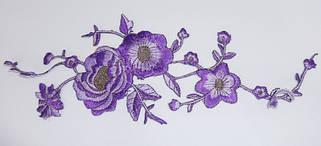 Аппликации цветы