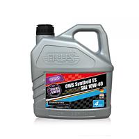 Полусинтетическое моторное масло OWS Synthoil TS SAE 10w-40 (4лтр.)