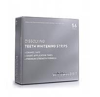 Отбеливающие полоски для зубов растворяющиеся, 56 шт
