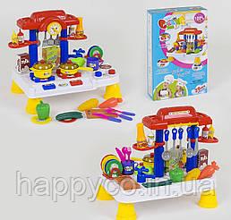 Детская кухня игровой набор, музыкальная, световые эффекты