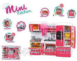 Детская мини Кухня, световые и звуковые эффекты