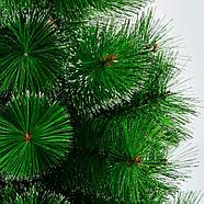 Сосна С 22132 искусственная с блёстками Высота 90 см, фото 2