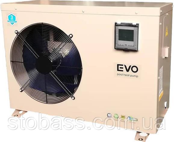 Тепловой насос для бассейна EVO Classic EР-50 5,4 кВт нагрев, фото 2