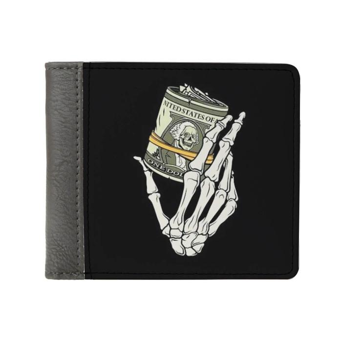 Гаманець з екошкіри Пачка грошей (43051)