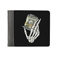 Гаманець з екошкіри Пачка грошей (43051), фото 1