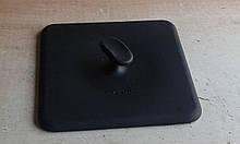 Пресс для гриля чугунный, эмалированный, вес- 4,1кг, квадратный