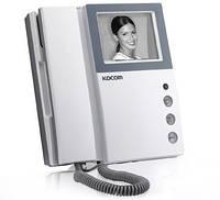 KOCOM KVM-301 черно-белый видеодомофон