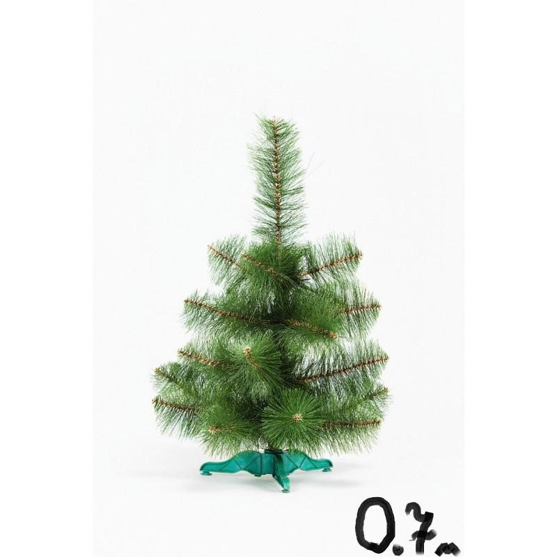 """Искусственная елка """"Сосна"""" зелёная 0.7м"""