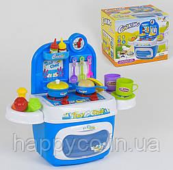 Детский игровой набор Кухня, свет, звуковые эффекты (повреждена упаковка)