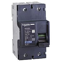 Автоматический выключатели Acti 9 NG125N 2р 25А
