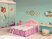 Кровать Русалочка Дизайн Дисней Русалочка 120х200 (AMF-ТМ), фото 3