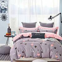 Полуторный комплект постельного белья с компаньоном R4140