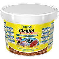 Tetra Cichlid Colour Mini (10 л/ 3,9 кг), фото 1