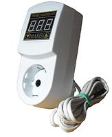 Терморегулятор цифровой МТР 2 с заземлением на 16 А