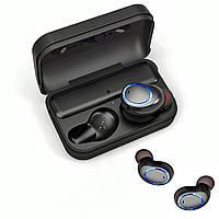 Стереонаушники Awei T3 TWS Bluetooth V5.0 водонепроницаемые IPX4 Литий-ионный аккумулятор Оригинал! Гарантия!