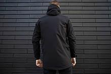 "Мужская демисезонная куртка Pobedov Soft Shell Jacket ""Japan"" Black (S, M, L, XL размеры), фото 2"