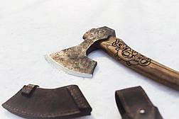 Топор скандинавский кованный (MIDDLE), 42-45см, фото 3
