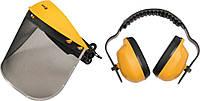 Навушники для захисту з сітчастою маскою - Vorel 74462