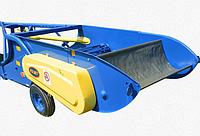 Картофелекопатель 2-рядный ROLMET Z-609/01 с 1 транспортёром с карданом (Польша)