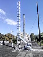 Изготовление и монтаж дымоходов в Харькове