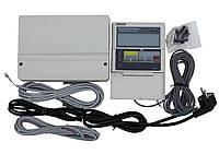 Контроллер для солнечных систем SR868C8Q для одноконтурной системы с функцией измерения выработанного тепла