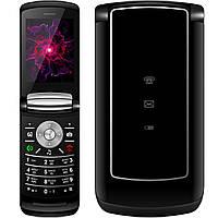 Телефон раскладушка Nomi i283 Black