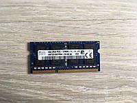 Оперативная память SK Hynix DDR3L 4Gb для ноутбука 4Гб 1.35v SoDIMM PC3L-12800 4096MB 1600Мгц ДДР3L (4 Gb)