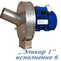 Кормоізмельчітель Эликор-1 вик. 6
