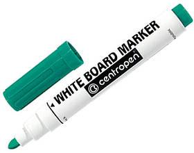 Маркер Для дошки зелений (круглий) 8559 Centropen
