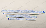 Шлейф плоский 0.5 40pin 15см реверс AWM 20624 80C 60V VW-1 гибкий кабель, фото 2