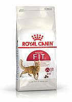Корм Royal Canin Fit, для кошек с доступом на улицу, старше 1 года, 2 кг