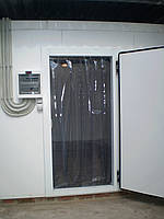 Холодильная камера для хранения, охлаждения и заморозки мяса