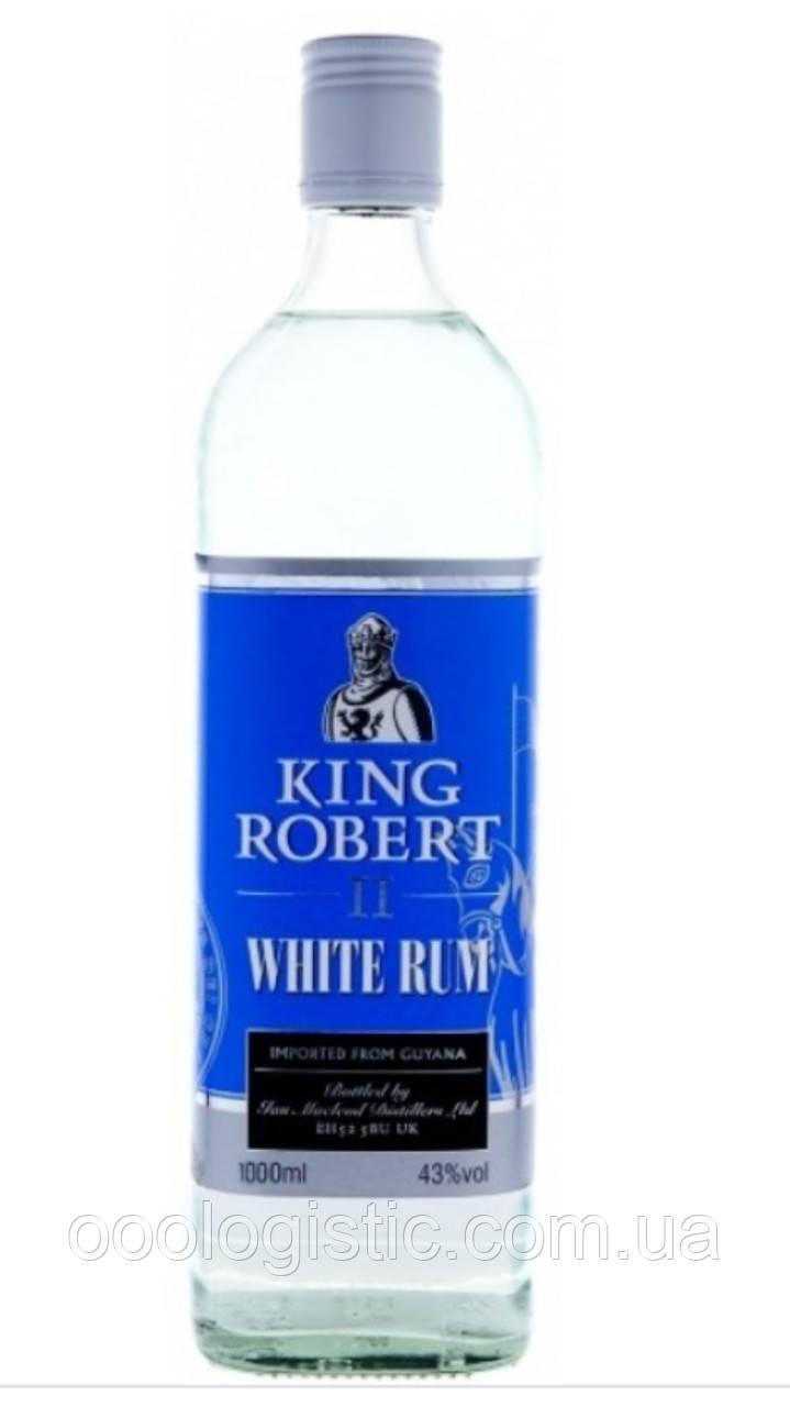 Ром KING ROBERT 1 литр, duty free