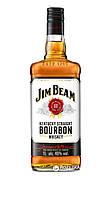 Виски Jim Beam  Bourbon 1 литр 40% duty free