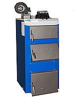 Котле утилизатор твердотопливныйх отходов Neys-B (Неус-В) мощностью 31 кВт