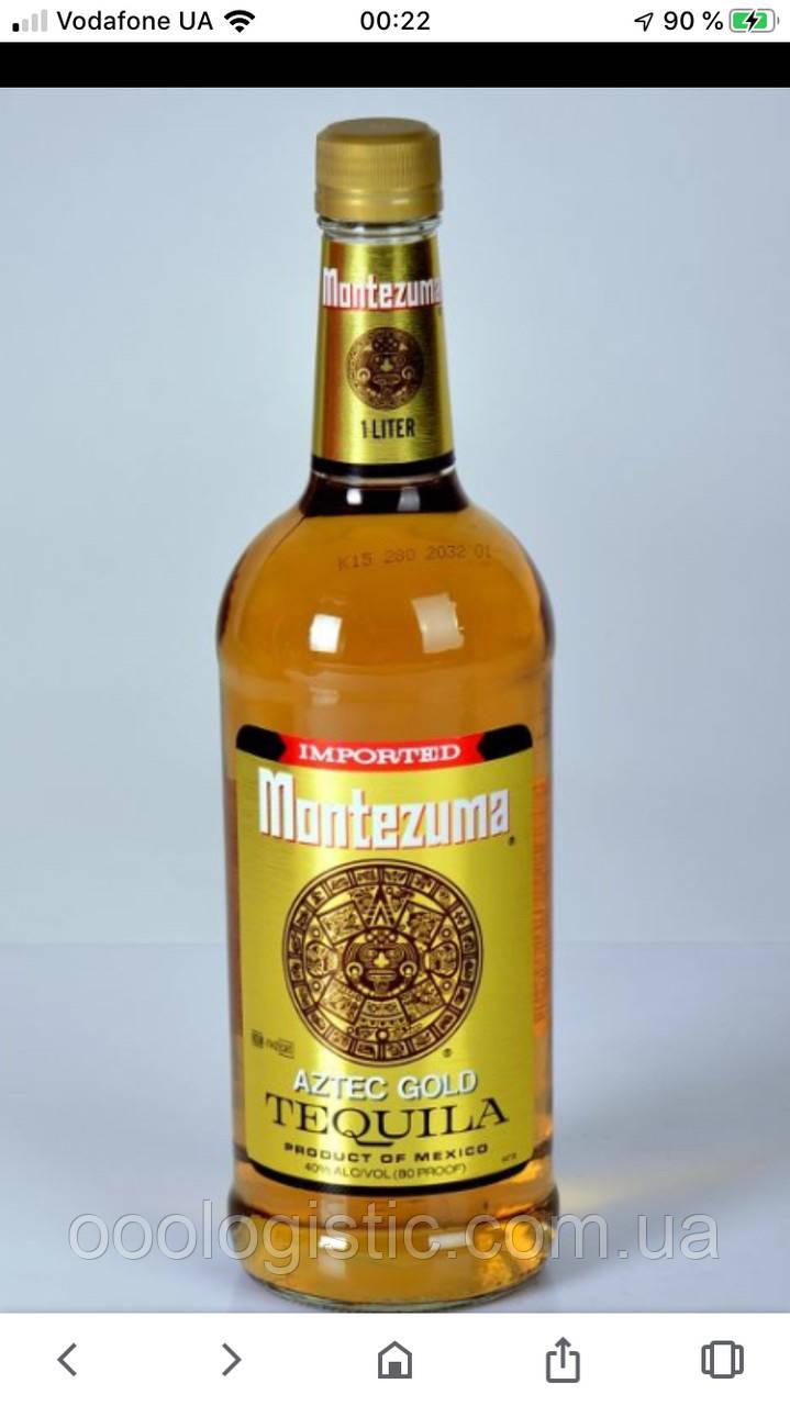Текила Montezuma 1 литр, duty free