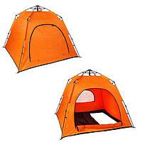 Палатка зимняя утепленная, 200х200х165см,  для зимней рыбалки.