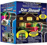 Уличный проектор Star Shower Slide Show 12 слайдов