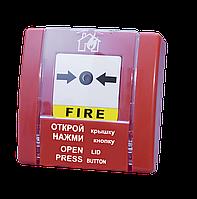 Извещатель пожарный ручной SPR-2L/3L (СПР-1), фото 1
