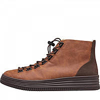 Кроссовки Rocket Dog Brux Lane High Top Tan/Tan Tan - Оригинал