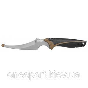 Нож Gerber Myth E-Z Open, разделочный, прямое лезвие, изгиб (код 161-5904)